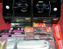 レボDeez6、モンスターフラッシャー、チキチキシンカー、入荷!! 徳島石井店