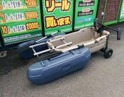 フロートボート Z1 改 エレキ ジャイアントキリング ラテオ(高槻店)