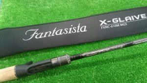 ファンタジスタ XグレイブFXNC-610M MGS