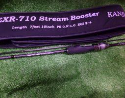 ストリームブースター EXR-710・ レジェンドリーム 70L/M+ レインボードリーム 入荷!大東店