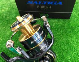 ソルティガ 8000-H 入荷しました。 (茨木店)